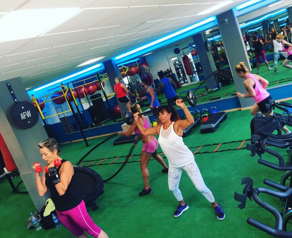 Fitness Classes Mallorca