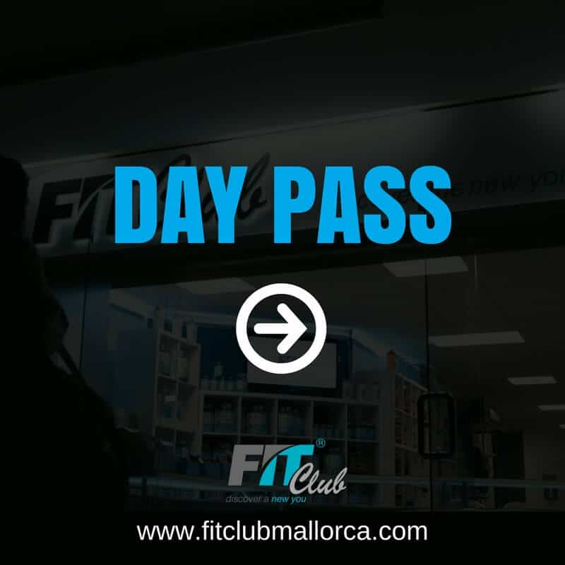 1 day gym pass