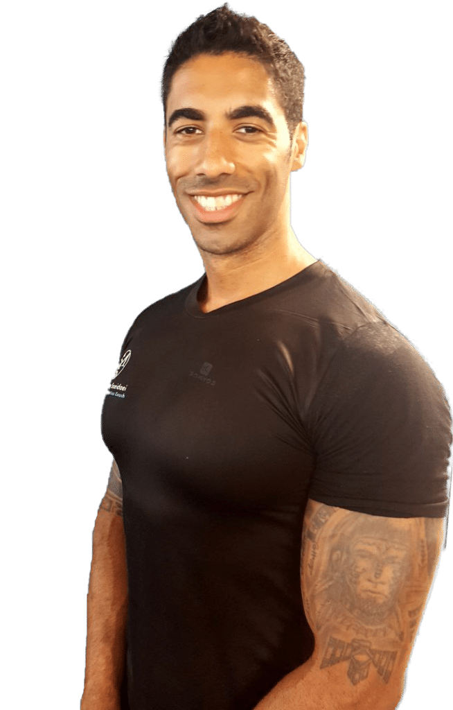 Mark Anthony Personal Trainer